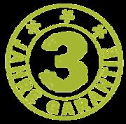 Siegel 3 Jahre Garantie