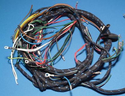 Kompletterneuerung Kabelbaum