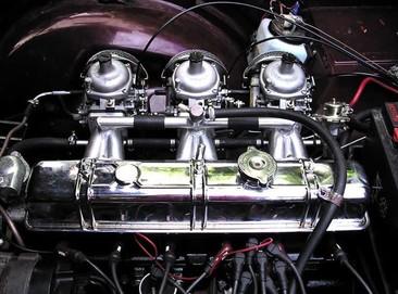Standard Strombergvergaser mit 2 Chokeanschlüssen
